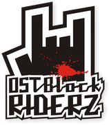 "Sticker ""Ostblockriderz 1"""