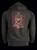 "Zip-Hoody ""Two Stroke Army"""