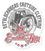 "Sticker ""Toys for Eastside Boys"""