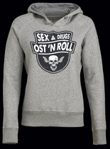 "Lady-Hoody ""Sex, Drugs, Ost´n´Roll"""