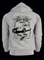 "Zip-Hoody ""Eastside Motors 353"""