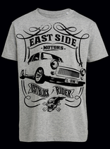 "Kids Shirt ""Eastside Motors 601"""