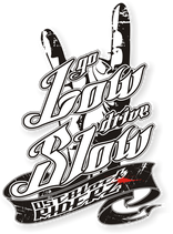 "Sticker ""Go Low Drive Slow"""