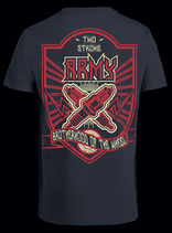 "Kids Shirt ""Two Stroke Army"""