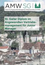St. Galler Diplom im Angewandten Vertriebsmanagement für Junior Manager