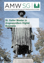 St. Galler Master im Angewandten Digital Business