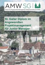St. Galler Diplom im Angewandten Projektmanagement für Junior Manager