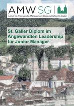 St. Galler Diplom im Angewandten Leadership für Junior Manager