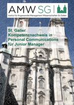 St. Galler Kompetenznachweis in Personal Communications für Junior Manager