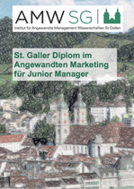 St. Galler Diplom im Angewandten Marketing für Junior Manager