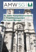 St. Galler Kompetenznachweis in Projektmanagement für Junior Manager