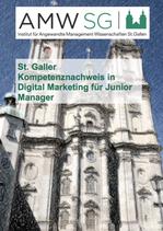 St. Galler Kompetenznachweis in Digital Marketing für Junior Manager