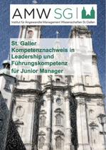 St. Galler Kompetenznachweis in Leadership und Führungskompetenz für Junior Manager