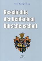Balder, Geschichte der Deutschen Burschenschaft