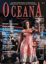 Numéro 1 d'Oceana Magazine