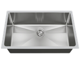"Undermount 3/4"" Radius Sink"