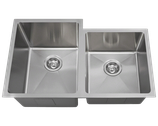 "Undermount Offset 3/4"" Radius Sink"