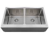 Double Bowl Farm Sink