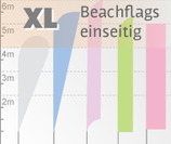 XL Beachflag