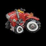 "Sparkasse Traktor ""Comic"""