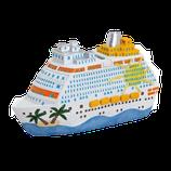 Sparkasse Kreuzfahrtschiff