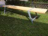 Tisch und lange Tafel