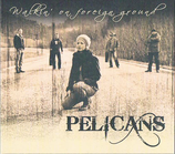 CD The Pelicans - Walkin' on foreign ground (2013)