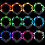 Leuchtie Mini einfarbig