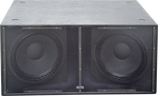 "Synq -RS-218 B Doppel 18"" Bass"