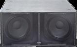 "Synq -RS-218 B Doppel 18"" Bass"