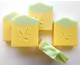 Limonen mit Minze BIO Seife (vegan)