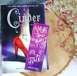 Cinder Bookmark