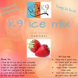 K9 Ice Mix Aardbei