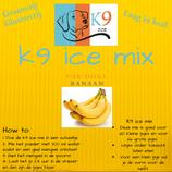 K9 Ice Mix Banaan