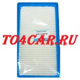 Оригинальный воздушный фильтр Мазда 6 1.8 120 лс 2007-2012 (Mazda 6 GH) RF4F13Z409A