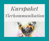 "Kurspaket Tierkommunikation ""Essential plus"""