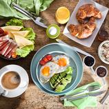 Überraschungs-Frühstück