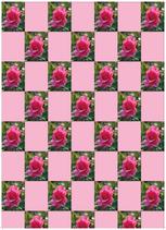 Geschenkpapier Rosen
