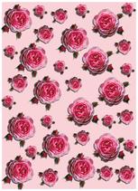 Geschenkpapier Rose Leonardo