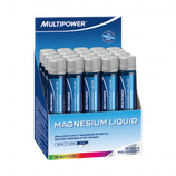 Multipower Magnesium Liquid (20x25ml)