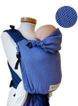 Storchenwiege Baby Carrier Flieder