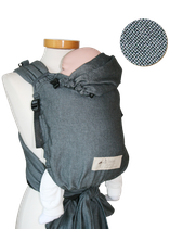 Storchenwiege Baby Carrier Graphit