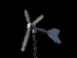 Kleinwindanlage Black 600 mit Laderegler