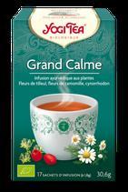 GRAND CALME 17 INFUSETTES YOGI TEA