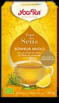 BONHEUR ABSOLU 20 INFUSETTES YOGI TEA