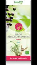 SIROP REFROIDISSEMENT GORGE BIO 250 ml HERBALGEM