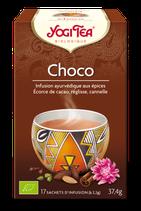 CHOCO 17 INFUSETTES YOGI TEA
