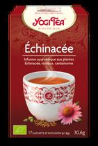 ECHINACÉE 17 INFUSETTES YOGI TEA