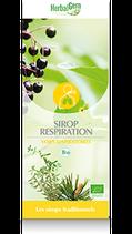 SIROP RESPIRATION VOIES RESPIRATOIRES 250 ml HERBALGEM