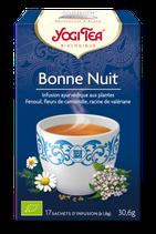 BONNE NUIT 17 INFUSETTES YOGI TEA